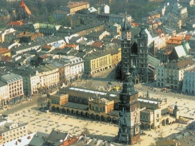 Polsko- Krakow