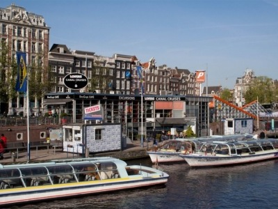 Prodloužený víkend v Amsterdamu