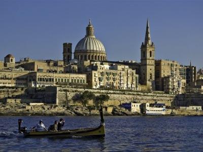 Nejhezčí místa Malty - Hotel 4 Qawra Palace