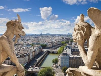 Kouzlo Paříže