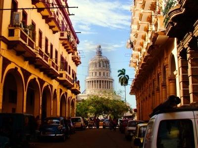 Velký okruh Kubou