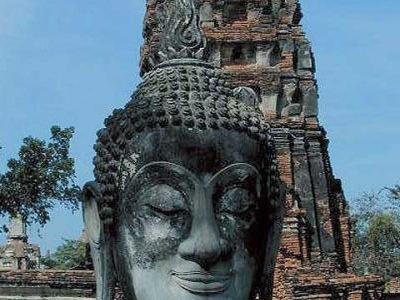 Velký okruh severním Thajskem