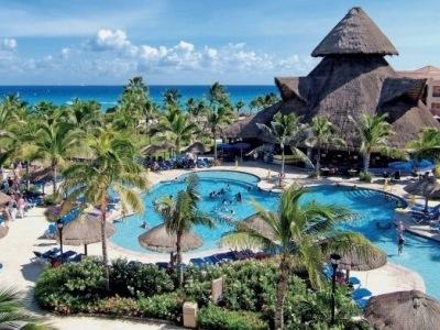 Sandos Playacar Resort And Spa