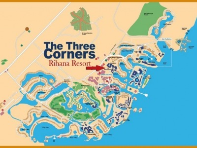 The Three Corners Rihana Resort