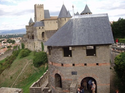 Gaskoňsko a zelené srdce Francie, kanál du Midi