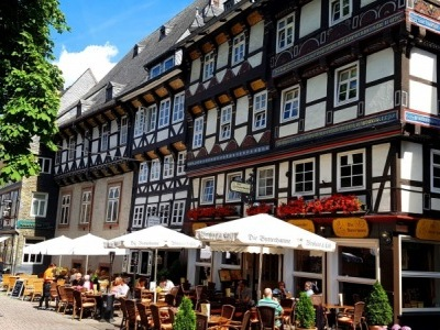 Pohoří Harz - malebná příroda i romantická městečka