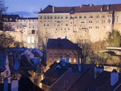 Český Krumlov a Salcburk