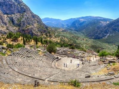 Řecko antické památky