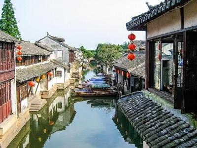 Metropole Číny rychlovlakem