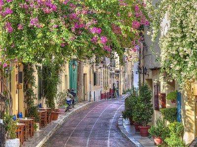 Athény - město bohů