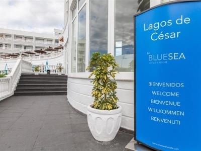 Blue Sea Lagos De Cesar