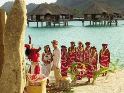 Four Seasons Bora Bora