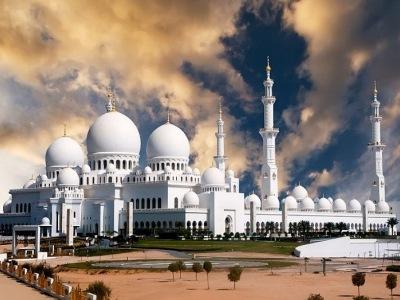 Omán - Dubaj - Abú Dhabí s koupáním