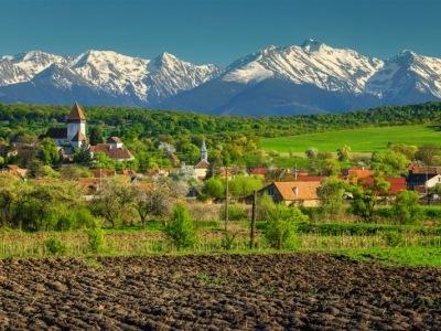 Nejkrásnější místa Transylvánských Alp