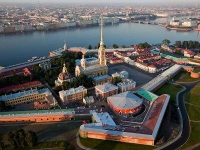 Vlakem z Petrohradu do Moskvy