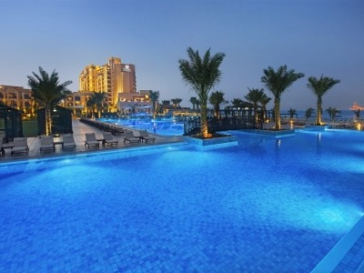 Hilton Resort and SPA Marjan Island
