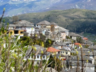 Albánie a Makedonie