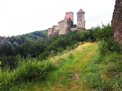 NP Jižní Moravy a Alpy
