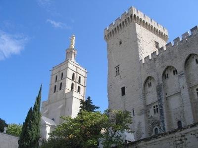 Provence s vůní levandule a koupáním - letecky