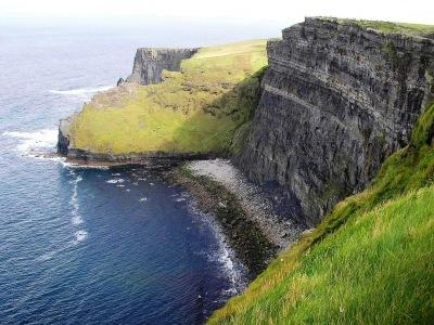 Nejkrásnější místa Irska pěšky