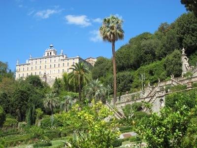 Toskánsko, Cinque Terre - ubytování v hotelu