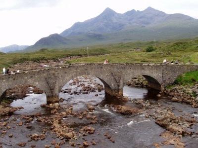 Nejkrásnější místa Skotska pěšky