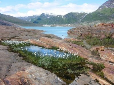 Norsko - velký polární okruh