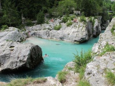 Slovinsko - hory, moře a přírodní zajímavosti