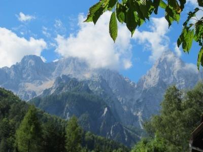 Slovinsko - Julské Alpy