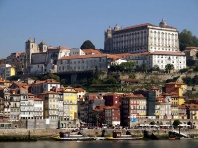 Lisabon - letecky