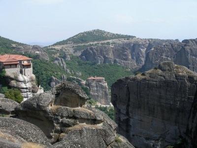 Řecko - velký okruh a Jónské ostrovy