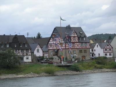 Romantická údolí Mosely a Porýní - s možností plavby lodí po řece Rýn