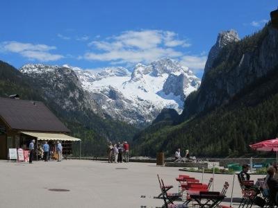 Hory a termální lázně Rakouska