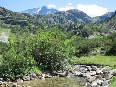 Termální lázně Bad Gastein - NP Vysoké Taury