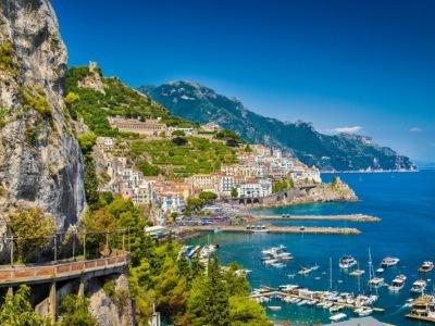 Neapolský Záliv - Pobřeží Amalfi
