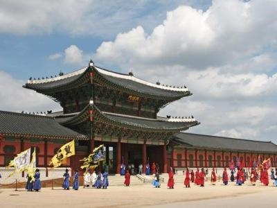 Velká cesta Jižní Koreou