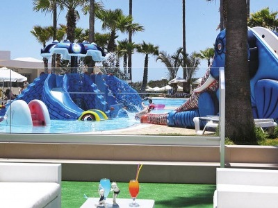 The Dome Beach Hotel