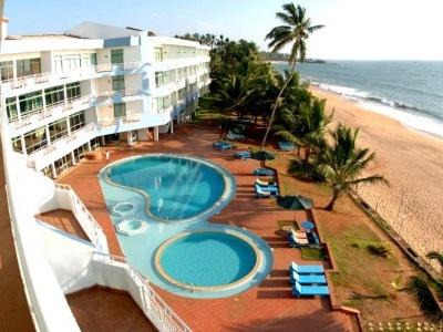 Induruwa Beach