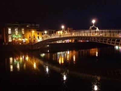 Prodloužený víkend v Dublinu