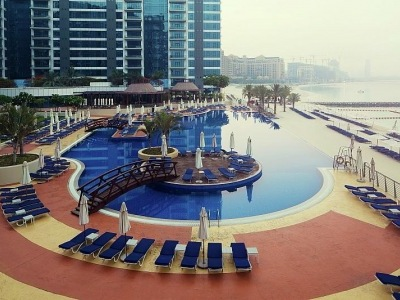 Dukes Dubai - A Royal Hideaway