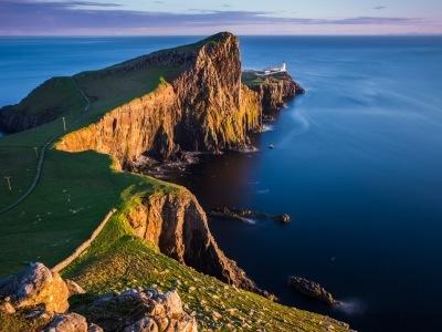 Orkneje a ostrov Skye