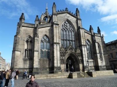 Prodloužený víkend v Edinburghu