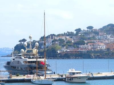 Termální ostrov Ischia