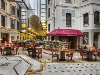Crown Plaza Istanbul Old City