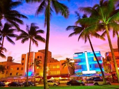 Z Orlanda do Miami   Fly & Drive