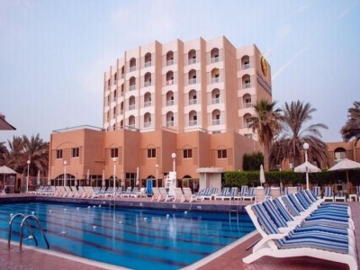 Sharjah Carlton
