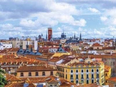 Madrid - letecký víkend