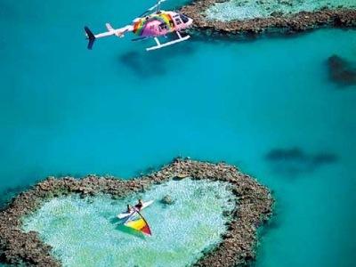 Nejkrásnější místa východní Austrálie