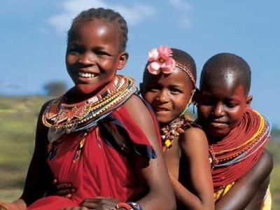 Keňa - Tanzánie - Zanzibar