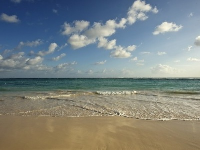 Ocean Blue & Sands